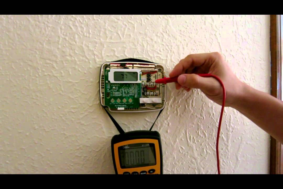 Troubleshoot Thermostat
